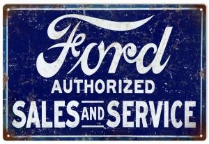Ford Authorized Sales And Service