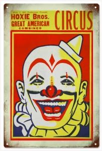 Hoxie Bros Great American Circus