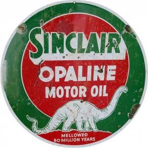 Sinclair Opaline Motor oil