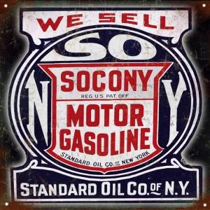 Socony Motor Gasoline We Sell