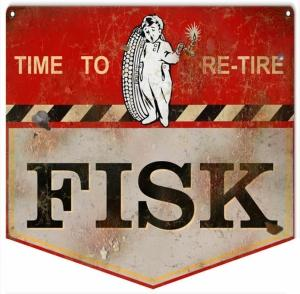 Time To Re-Tire Fisk