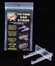 6 Tilting Car Stand 1:64 to 1:18. Adjustable
