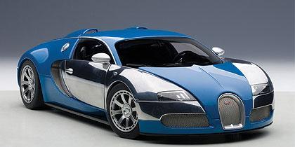 Bugatti Veyron (Édition Centenaire - J-P Wimille)