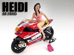 Figure Biker Heidi