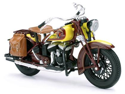1934 Indian Sport Scout Motorcycle