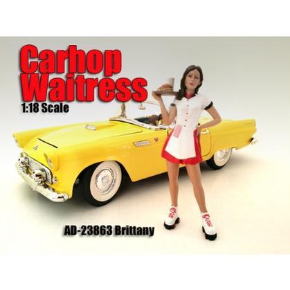 Carhop Waitress