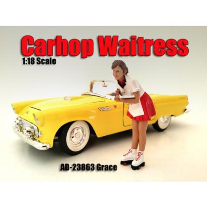 Carhop Waitress