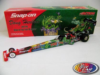 Goug Herbert - Snap-on / Dougzilla / Brainerd - 2004 Dragster