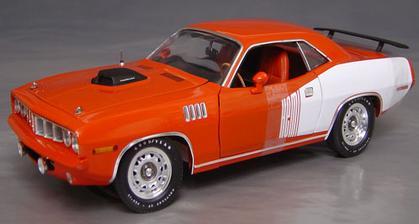 Plymouth Cuda Hemi 426 1971