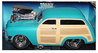 Ford Woody 1950