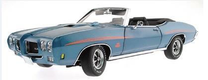 Pontiac GTO Judge 1970 Convertible