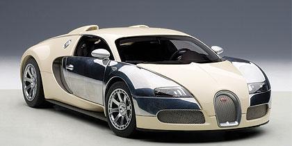 Bugatti Veyron (Édition Centenaire - Hermann Zu Leiningen)