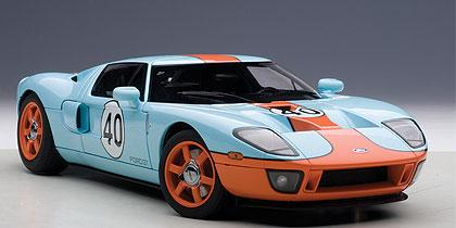 Ford GT 2004 #40