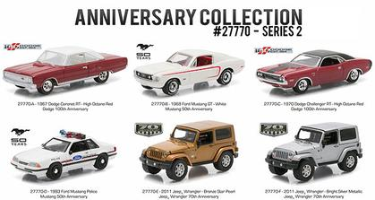 Anniversary Collection Series 2 1:64