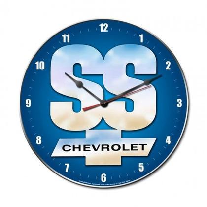 1967 SS Chevrolet Emblem