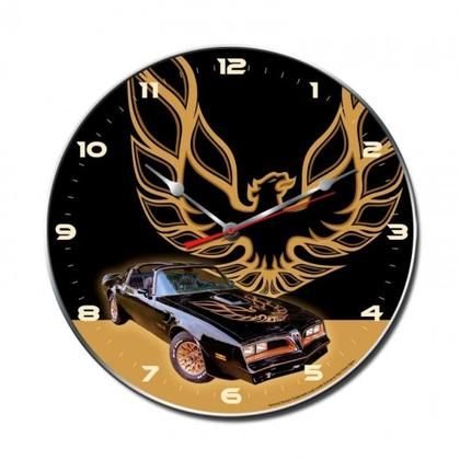 Firebird Car Clock