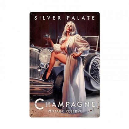 Silver Palate Champagne
