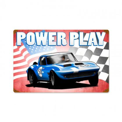 CORVETTE POWER PLAY