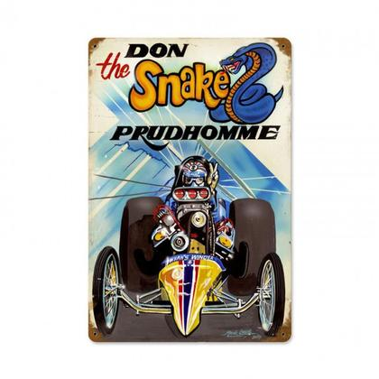 PRUDHOMME THE SNAKE