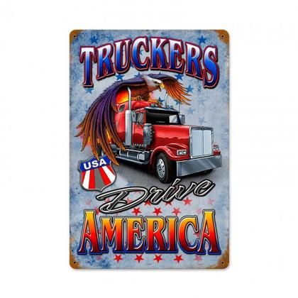 TRUCKERS DRIVE