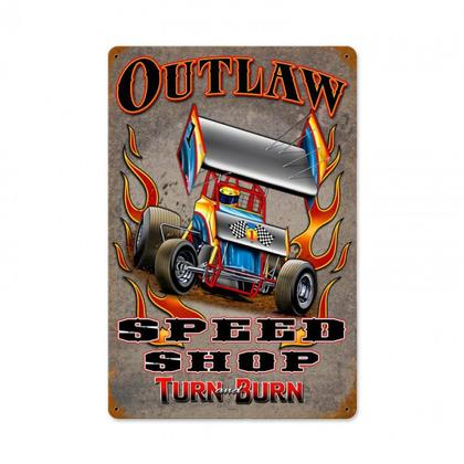 OUTLAW SPEED SHOP
