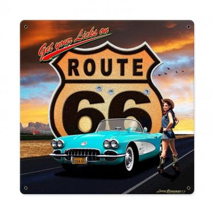 ROUTE 66 GIRL