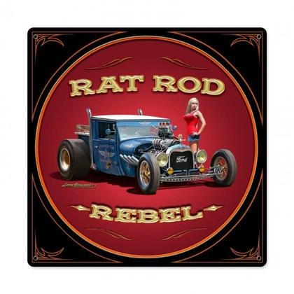 RAT ROD REBEL