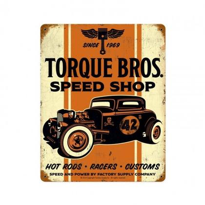TORQUE BROTHERS 32 COUPE