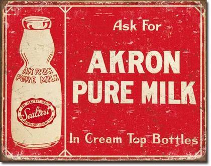 Akron Pure Milk - Sealtest