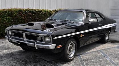 Dodge Demon 340 1971 (Hemmings Muscle Machines)