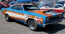 Plymouth Road Runner 1969 1/2