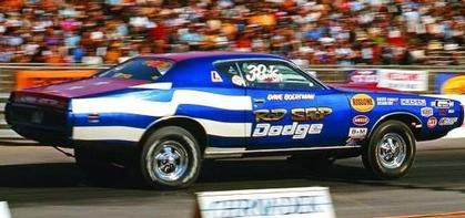 Dodge Charger 1971 Dave Boertman