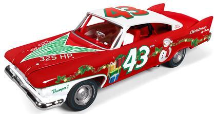 Plymouth 1960 Petty #43