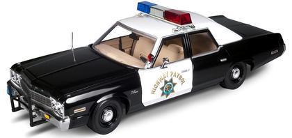 Dodge Monaco 1975 Police