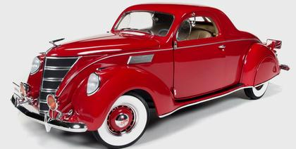 Lincoln Zephyr 1937