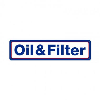 MOBIL OIL AND FILTER