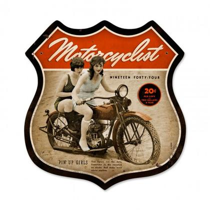 MOTORCYCLE PINUPS