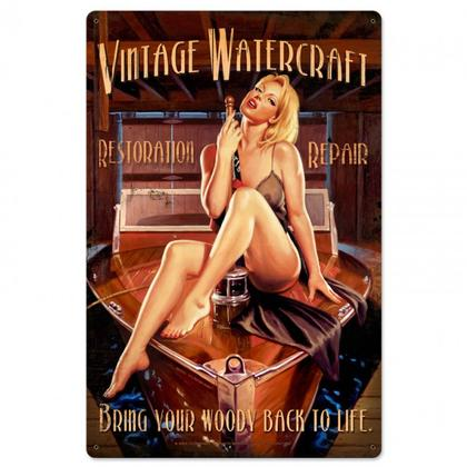 VINTAGE WATERCRAFT