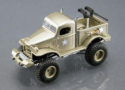 1941 Military 1/2 Ton 4X4 Truck