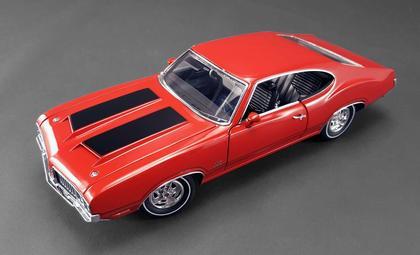 Oldsmobile 442 1970 Dr Olds Release #3