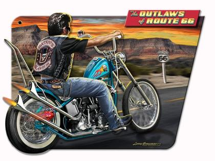 3-D OUTLAWS OF ROUTE 66