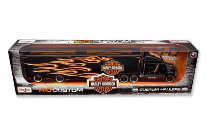 Harley Davidson Custom Hauler