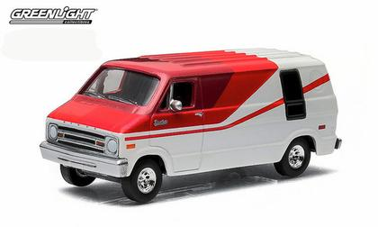 Dodge B-100 Street Van 1976 - Country Roads Series 13