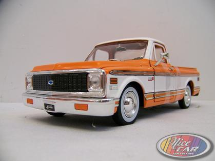 Chevrolet Cheyenne 1972