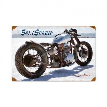 SALT SHAKIN MOTORCYCLE
