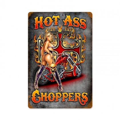 HOT ASS CHOPERS