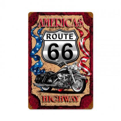 AMERICAS HIGHWAY 66