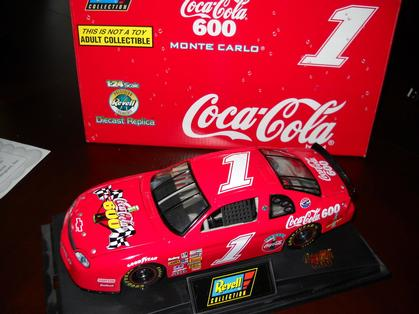 #1 Chevrolet Monte Carlo 1997 - Coca-Cola 600