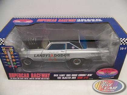 Dick Landy 1965 Dodge Coronet HEMI FI AWB Issue #12