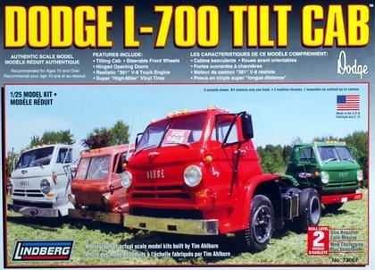1969 Dodge L-700 Tilt Cab